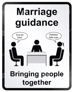 marriage-guidance-information-sign-monochrome-comical-public-isolated-white-background-41986996