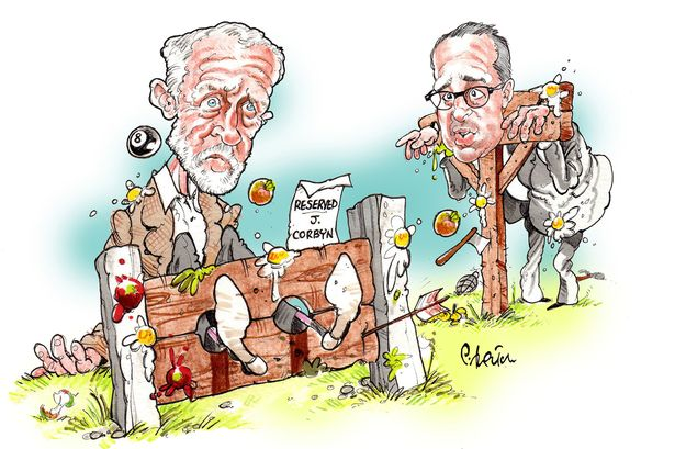 Jeremy-Corbyn-and-Owen-Smith-cartoon